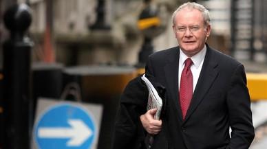 Dol a Irlanda i el Regne Unit per la mort de Martin McGuinness