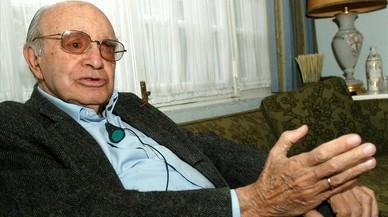 Muere el filósofo y poeta Ramón Xirau a los 93 años