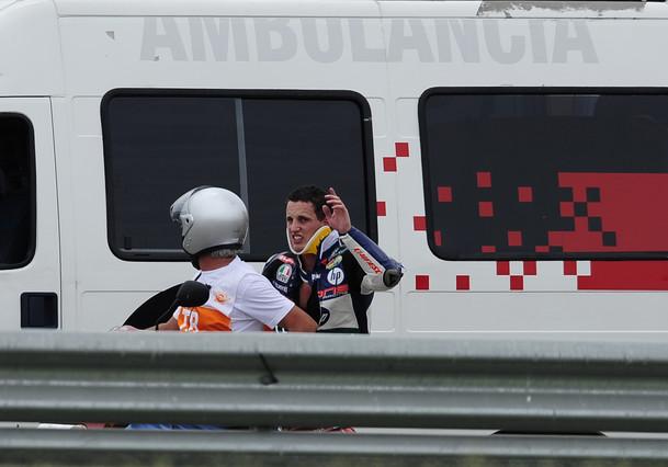 La Federación de Motociclismo escuchará las alegaciones de Espargaró