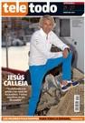 Jesús Calleja, aventurero de 'Volando voy' (Cuatro), protagoniza la portada del 'Teletodo'.