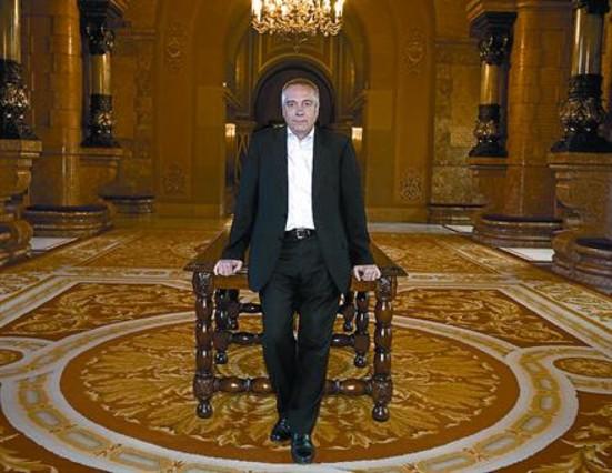 """Navarro considera """"poco democrático"""" crear el Consell Assessor antes de la consulta soberanista"""