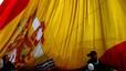 Defensa organitza una jura de bandera civil a una setmana de l'1-O