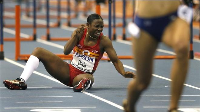 Josephine Onyia és l'atleta espanyola que ha donat positiu vuit anys després de Pequín