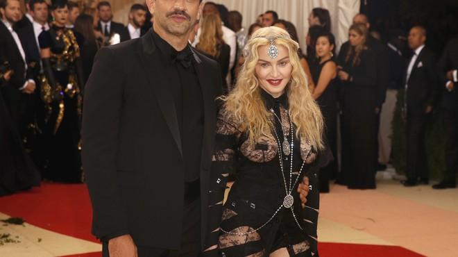 L'última provocació de Madonna