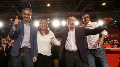 Susana Díaz sale a ganar