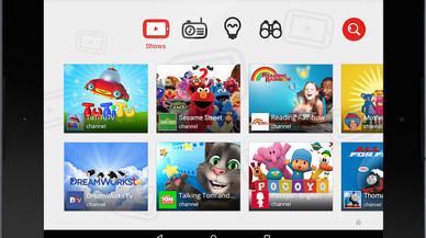 Youtube Kids arriba a Espanya