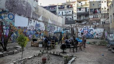 El 'Hort del Xino' renace en un cotizado solar en el corazón de Ciutat Vella