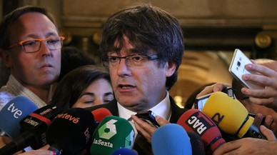 Puigdemont afirma que el Govern ja té 6.000 urnes per a l'1-O