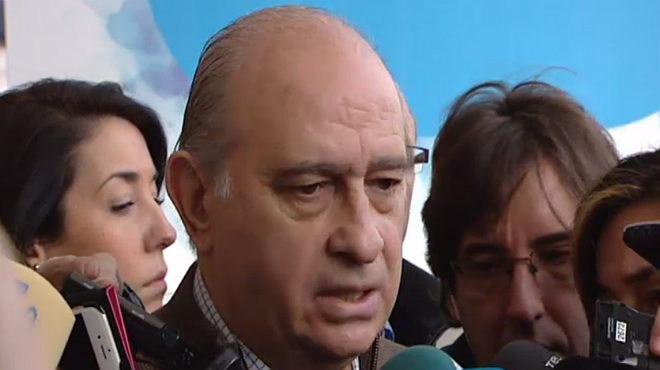 El ministro del Interior destaca su paralelismo con los terroristas que atentaron contra Charlie Hebdo en Par�s.