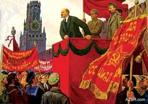 Vladimir Ilich, Lenin.