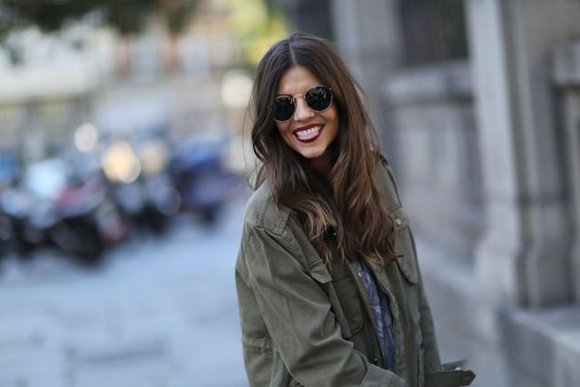 Natalia Cabezas, autora del blog de moda Trendytaste