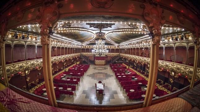 icoy32734884 barcelona 10 02 2016 la historica sala de baile l160210172316