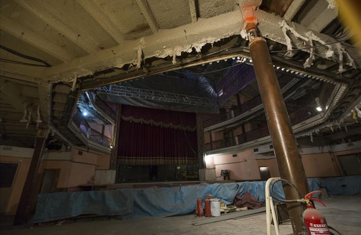 jcarbo35292124 barcelona 26 08 2016 visita a las obras del teatre arnau lim160830125232