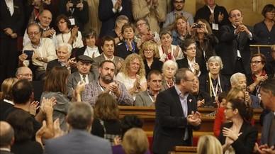 El Parlament fa el primer pas perquè s'anul·lin els judicis del franquisme a Catalunya