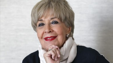 """El Nacional de Teatro premia la """"passió"""" de Concha Velasco"""