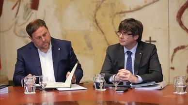 El PDECat reclama a ERC que es concentri en el referèndum