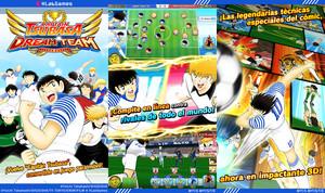Captain Tsubasa Dream Team.