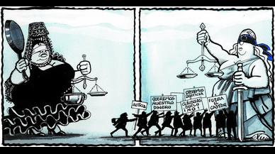 Garrotada de Brussel·les a Espanya per no actualitzar la llei hipotecària