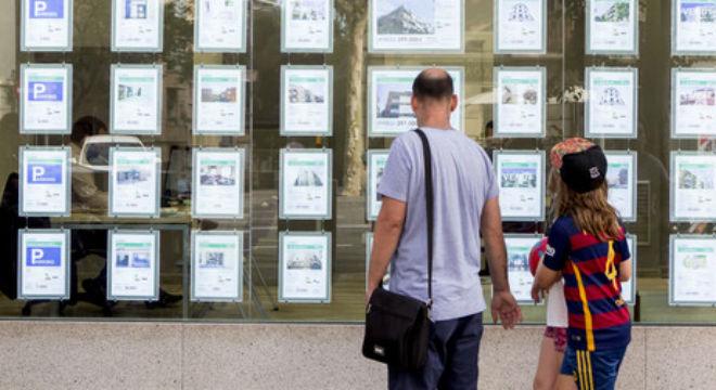 La firma d'hipoteques sobre vivendes modera el seu creixement al 15,5% al juny