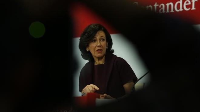 """Ana Botín: """"Reconec que fins ara el meu banc principal no era el Santander"""""""