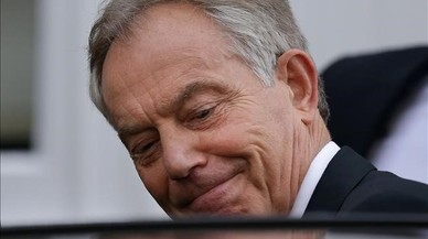 Blair, el gran reformista devorat per la guerra