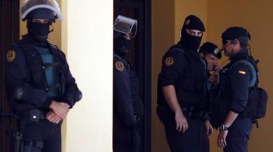 Prisión para seis detenidos en Barcelona por su pertenencia a la camorra