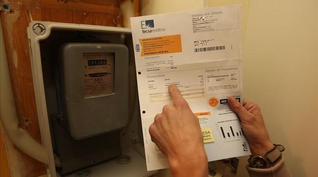 Analizar la factura para no pagar ni un euro de más