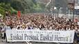 EH Bildu recolza una marxa per exigir la llibertat dels presos d'ETA malalts