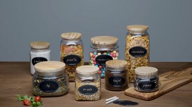 EL PERIÓDICO presenta una col·lecció de pots de vidres d'Habitat