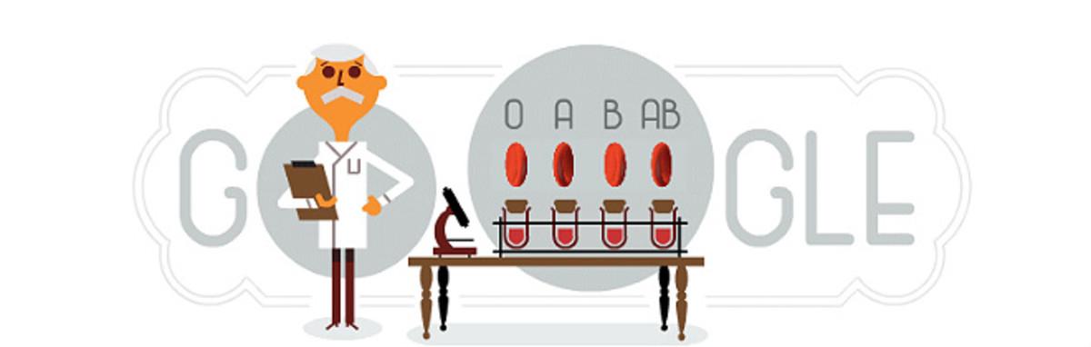 Karl Landsteiner, el Nobel de medicina que va descobrir els grups sanguinis
