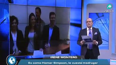 """Los comentarios machistas de Intereconomía sobre Irene Montero: """"Es la zarina roja de Pablo Iglesias, su chati"""""""