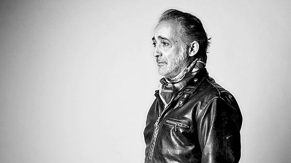 El fotógrafo Alberto García-Alix presenta la exposición 'Autorretrato' en La Virreina, Centre de la imatge. Podrá verse hasta el 5 de mayo.
