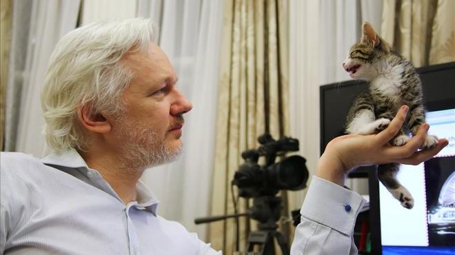 La fiscalia sueca tanca la investigació per violació contra Assange