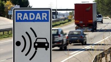 La DGT revela a quina velocitat es dispara el radar