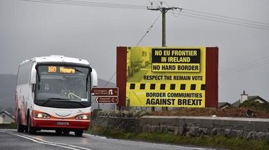 Irlanda del Norte se juega la paz con el 'brexit'