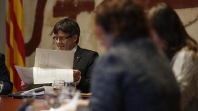 Govern central i Generalitat, enredats en el diàleg