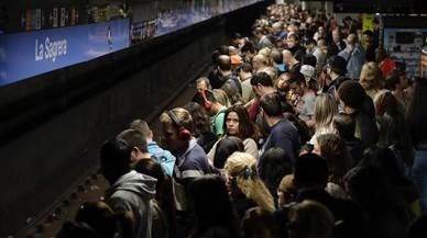¿Fins quan les vagues de metro?