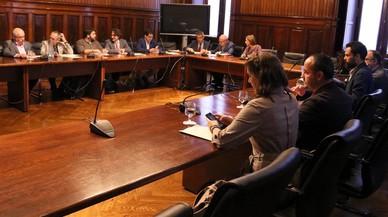 JxSí i la CUP imposen els seus criteris en la ponència sobre la reforma del reglament del Parlament