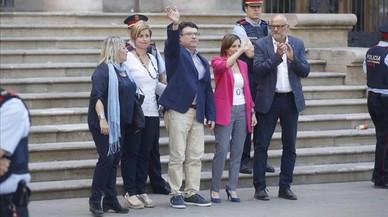 Junts pel Sí i Catalunya Sí que es Pot pacten portar a l'ONU la judicialització del procés
