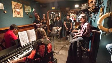 Dos bars de concerts de Barcelona planten cara a la SGAE