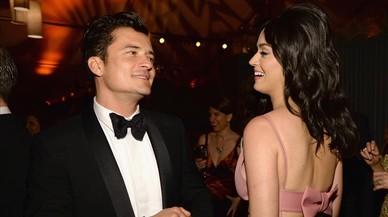 Katy Perry sorprende a Orlando Bloom con una fiesta sorpresa por su 40 cumpleaños.