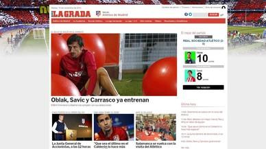 El Grup Zeta llança una web i una revista dedicades a l'Atlètic de Madrid