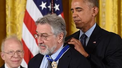 Missatge de diversitat d'Obama en les seves últimes Medalles de la Llibertat