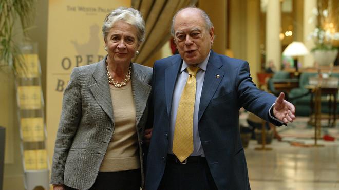 La Audiencia Nacional imputa por blanqueo de capitales al 'expresident' Pujol y a su esposa