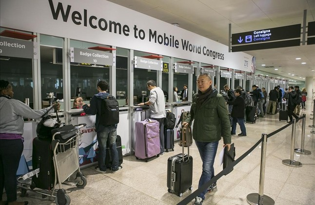 Barcelona, capital mundial del m�vil con el Mobile World Congress