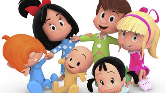 La nueva familia Teler�n de la cadena mexicana Televisa.