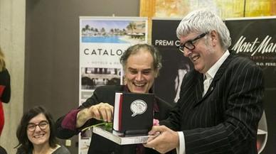 Pérez Andújar recibe en Barcelona el Premio Christa Leem