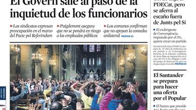 C's s'uneix a PSOE i Podem contra la corrupció del PP, i 'El Mundo' ho critica