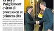 La meitat dels votants de Rajoy no volen que segueixi, diu 'El Mundo'