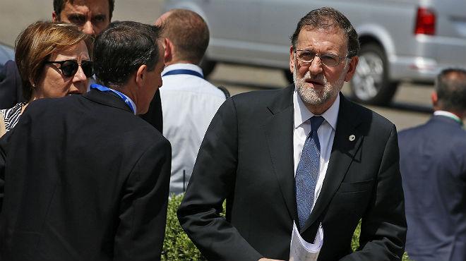 """Rajoy presiona a Sánchez: """"Haríamos el ridículo si en España no saliera el CETA"""""""
